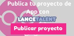 publicar proyecto App