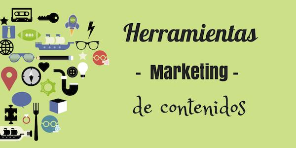 10 herramientas para el marketing de contenidos