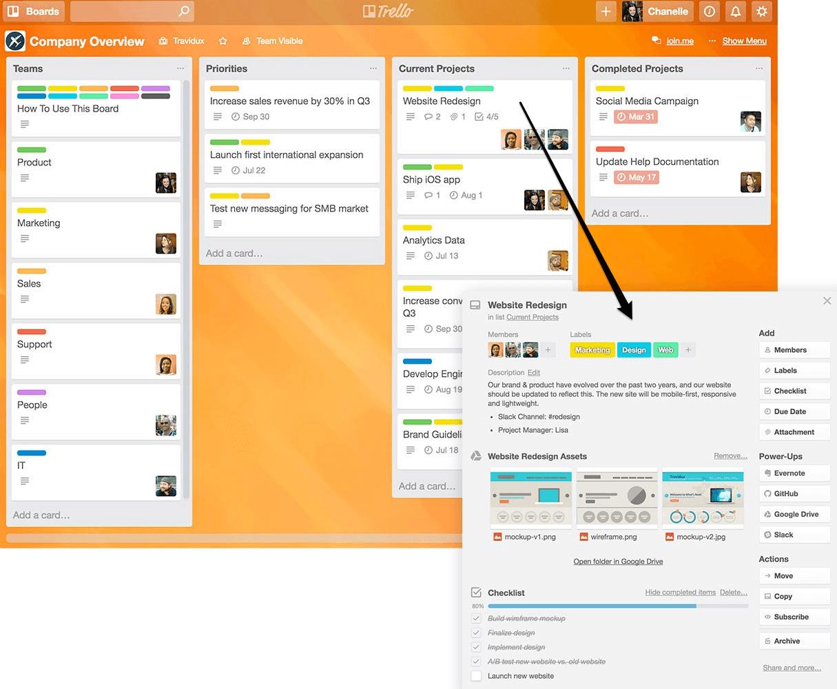 herramientas de colaboracion