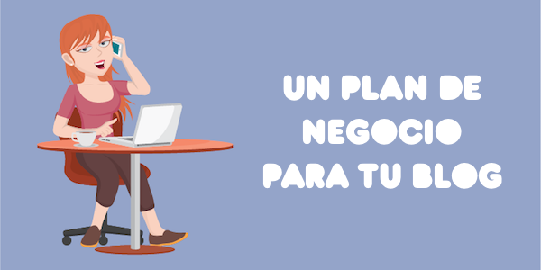 plan de negocio blog
