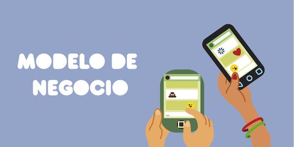 modelo de negocio de una aplicación móvil