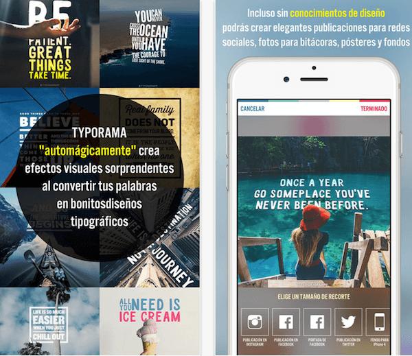 Las 10 Mejores Apps Para Crear Tipografías De Forma Instantánea