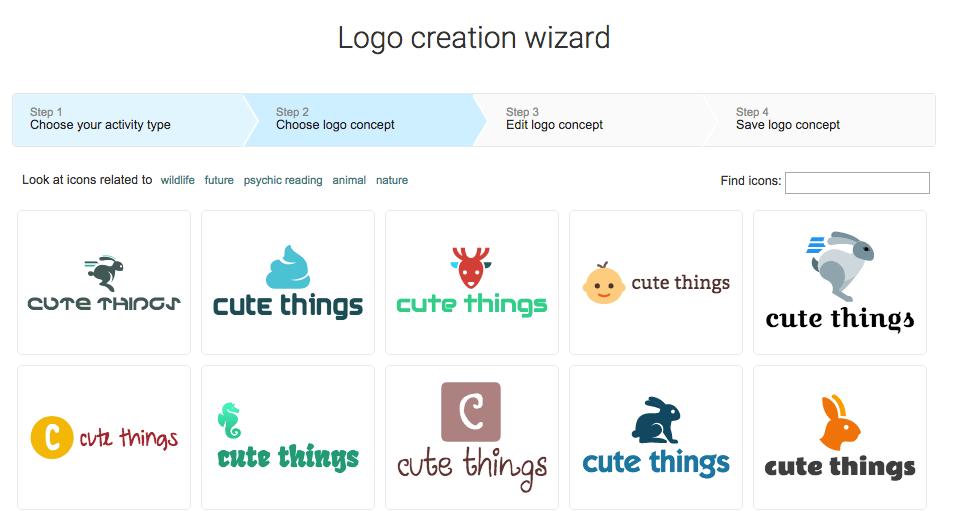 crear un logo gratis