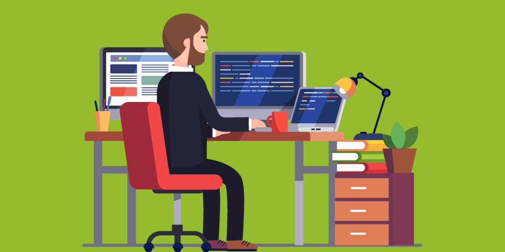 desarrolladores y programadores