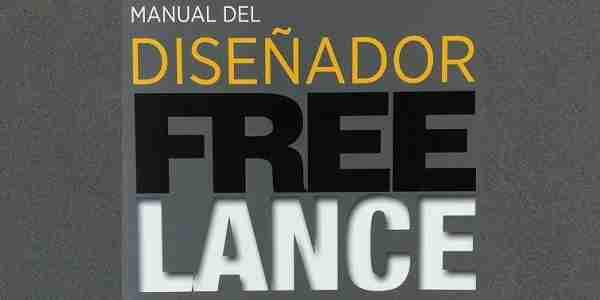 Manual del diseñador freelance. Libro recomendado por LanceTalent