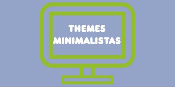 Temas de Wordpress minimalistas (2)