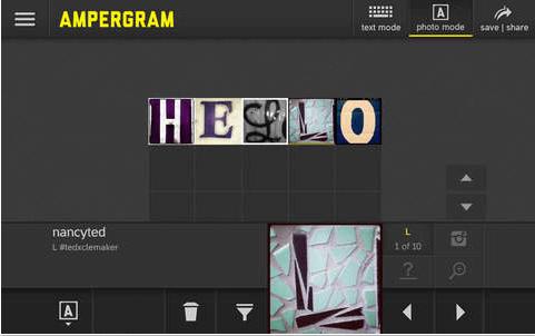 ampergram