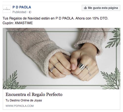 campana facebook pdpaola