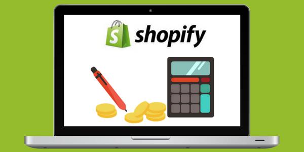 contabilidad shopify