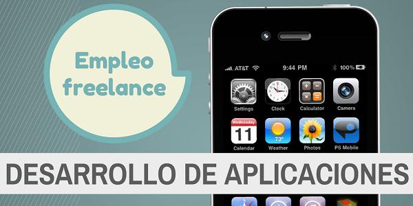 desarrollo aplicaciones freelance