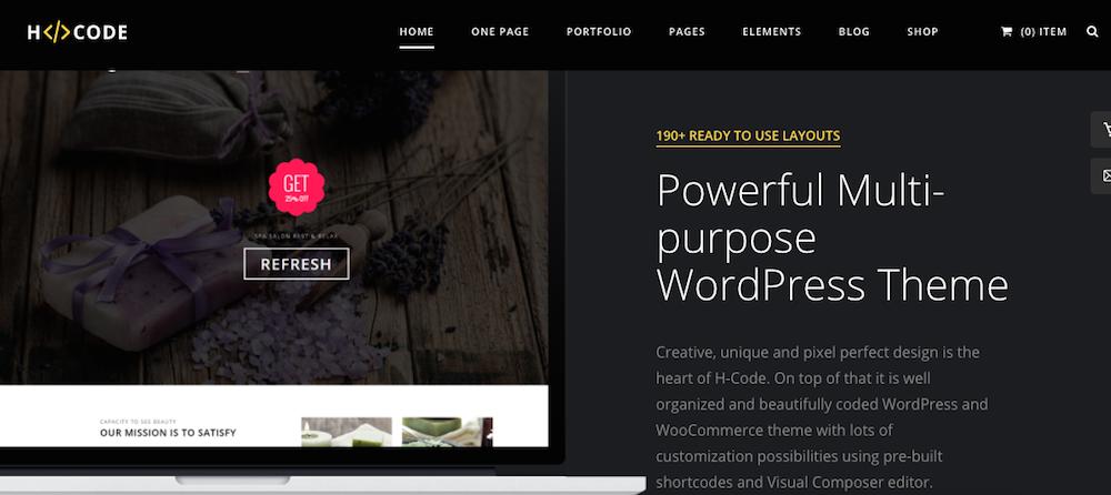 Características básicas de un buen theme de Wordpress + 8 plantillas