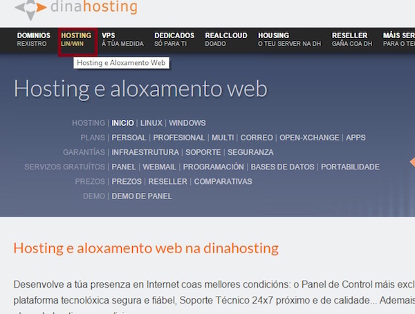 hosting lancetalent