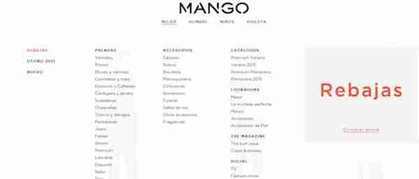 mango rebajas