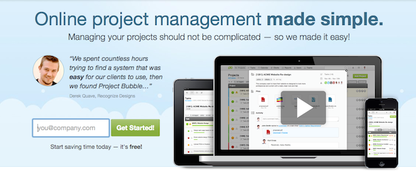 project bubble