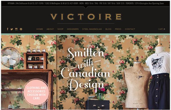 victorie boutique