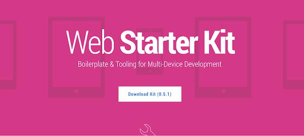 web starter