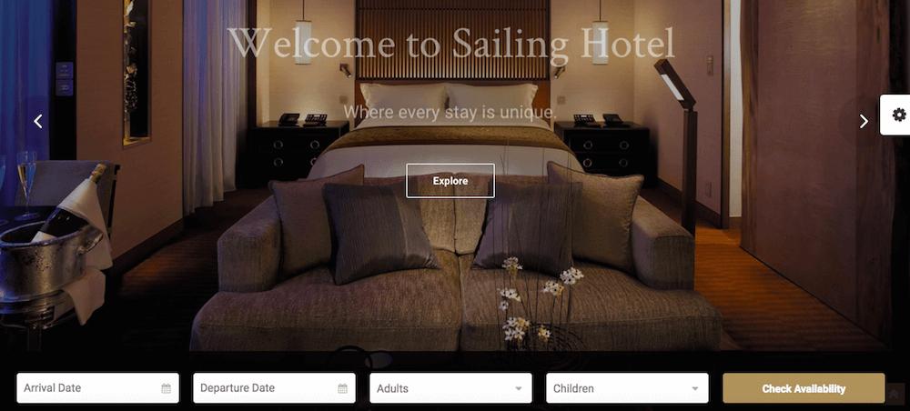 web hotel